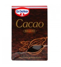 Cacao natural negro 180gr*10 WEDEL