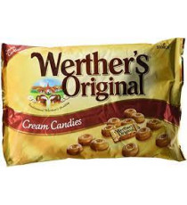 Caramelos DROPSY WERTHERS 50g x24 STOR