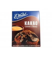 Cacao natural extra negro 80gr x10 WEDEL